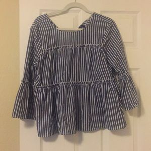 New With Tag Blue Shirt SZ Large